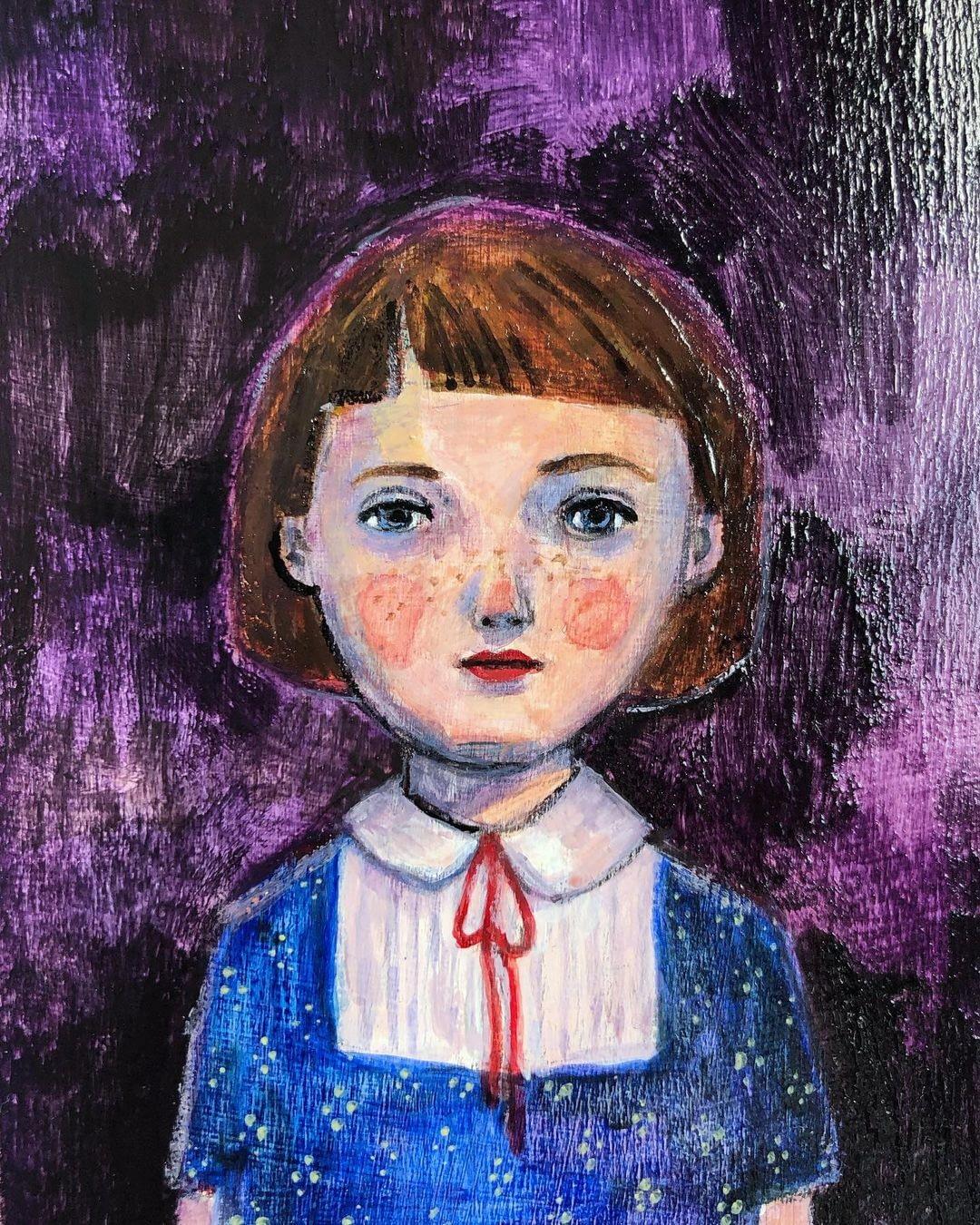 Oil Paintings by Amanda Blake