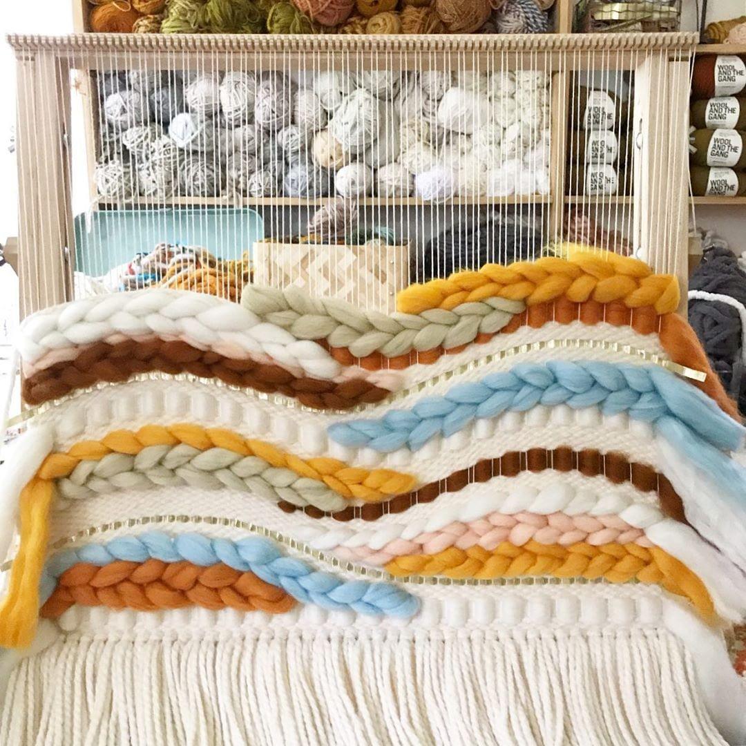 Handwoven Textiles by Erin Barrett